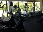 Work-Out Room, fully equipped